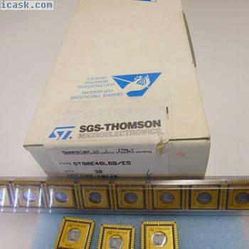 1 Stück/1 piece ST90E40 L6B 16K EPROM HCMOS MCU with A/D CONVERTER + RAM ST90T40