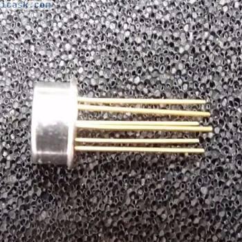 4N24 TO5 optocoupler metal case 6 leg TO78/6