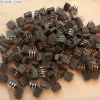 Posten 150 Stück Optokoppler MB 104/4 D und E aus DDR-Produktion, MB104