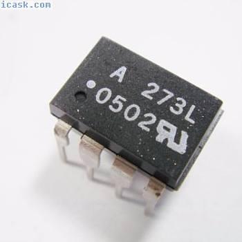 a273l Optoacopladores OPTOACOPLADOR dil8 #Bg61