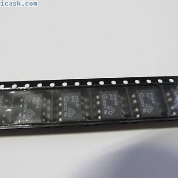 10 Stück - SFH6136-X017T HighSpeed Optokoppler SMT Gull-Wing 8pol Infineon 10pcs