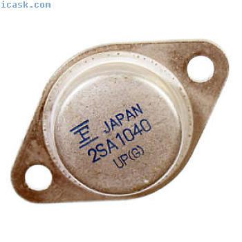 °2SA1040 Japan-Transistor pnp 120 V 10 A 100 W°