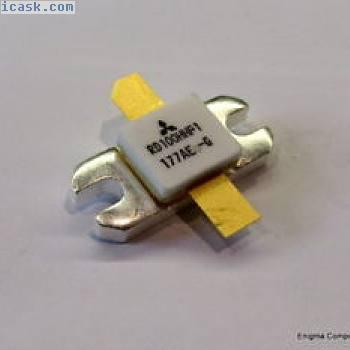 MITSUBISHI rd100hhf1 100w Alta Frecuencia RF POWER transistor. GB seller-fast