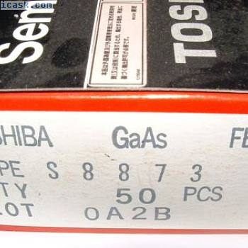 Toshiba S8873 niedrige Dichtheit GaAs-FET gasfet gas-fet Mikrowelle Transistor