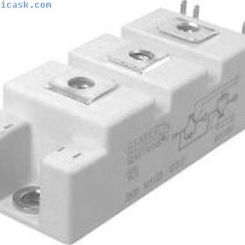 1 pc. SKM100GAR123D  Semikron  IGBT-Modul 100A 1200V SEMITRANS  NEW