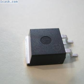 SGB10N60A, IGBT, 600V, 10A,TO-263, Bipolartransistor infineon, 100 Stück/piece