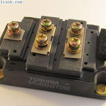 MG400J2YS50 Toshiba GTR Modul Silicon N-Channel IGBT 600V 400A