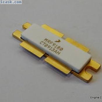 Freescale mrf9180 RF POTENCIA MOSFET transistor. Vendedor RU Rápido Envío
