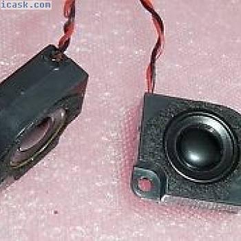 Mini - Lautsprecher 1,5 W 4 Ohm 14mm Volume-V. Interne Magnet P7230 ... 2 - St.