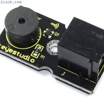 Keyestudio EASY-plug Passive Buzzer Module KS-103 Arduino Pi Flux Workshop
