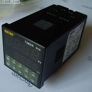 100-240V DIN Digital Quartic Timer 2 Omron Relay output CE