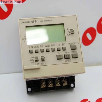 Omron Digital Time Switch H5S-WFB2 H5SWFBS 100/240V NIB