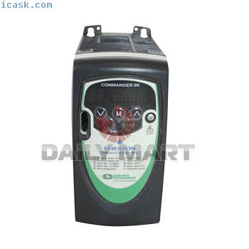 Emerson SKA1200025 AC Drives Commander SK Series 0.33HP 240V 1.7A CT 230Vin 1PH