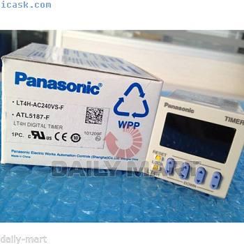 Panasonic LT4H Digital Timer LT4H-AC240VS-F LT4HAC240VSF (ATL5187F) Original New