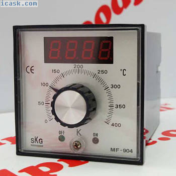 SKG Temperature Controller MF-904 Digital Display 110/220VAC NIB