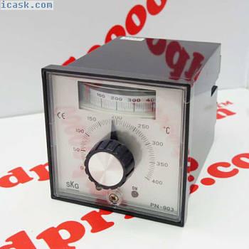 SKG Temperature Controller PN-903 400°C Full Scale 110/220VAC NIB