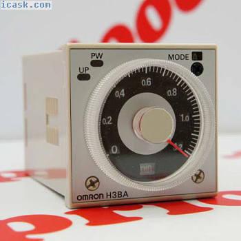 Omron Solid-state Timer H3BA-N8H DC24V H3BAN8H 8pin NIB
