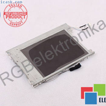 LCD MODULE MATRIX 165X112MM ID9077