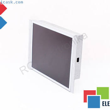 LCD15-0032 INPUT POWER 100-240V 0.5A 15.1 TFT-LCD MONITOR ADM ELECTRONIC ID8490