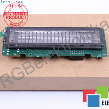 XBTP022110 DISPLAY FOR OPERATOR PANEL MODICON TELEMECANIQUE 12M WARRANTY ID14941