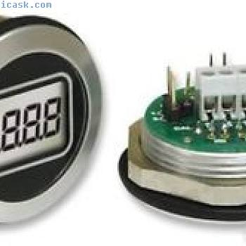 VOLTMETER, LCD, 3.5DIGIT, EM32 1B 9933026