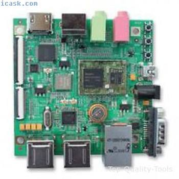 """DM3730, 4.3IN LCD BILDSCHIRM, SBC Teil # EMBEST SBC8530 WITH 4.3""""LCD"""