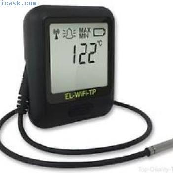 DATENLOGGER, WIFI, TEMP,MIT LCD, EL WIFI TP 2285224