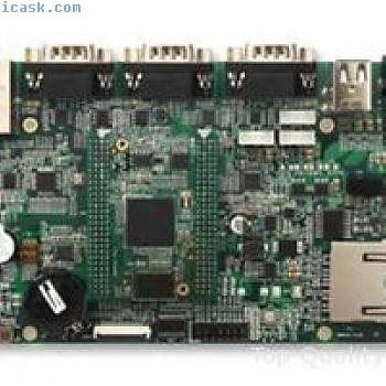 """AM1808, ARM926, 4.3IN LCD BILDSCHIRM, SBC Teil # EMBEST SBC8118 WITH 4.3""""LCD"""