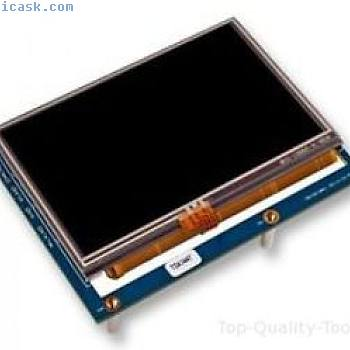 LCD MOD, I.MX28, WVGA-TOUCHSCREEN Teil # FREESCALE SEMICONDUCTOR MCIMX28LCD