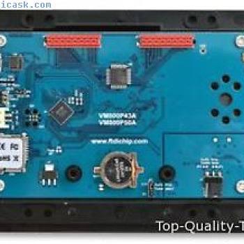 """VM800P43A-PL - FTDI - DEV BOARD, FT800 4.3"""" TFT LCD PEARL CASE"""