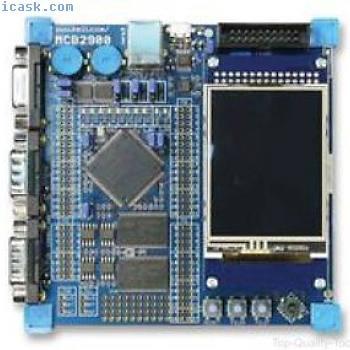 LPC2929, ARM9, LCD, ULINKME, EVAL SET, MCB2929UME 2309991