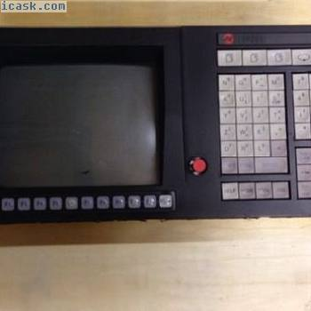 "NUM 0206204564, 50 Key Panel Controller with 9"" Monochrome Monitor"