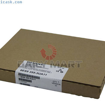 New in Box Siemens 6ES5355-3UA11 Simatic S5 CP355 355 RAM/EPROM Memory Module