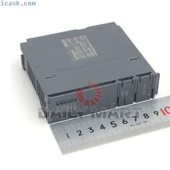 NW Mitsubishi Q02UCPU PLC CPU Module, 32MB Memory Ethernet, 2048 I/0 Ports Rack