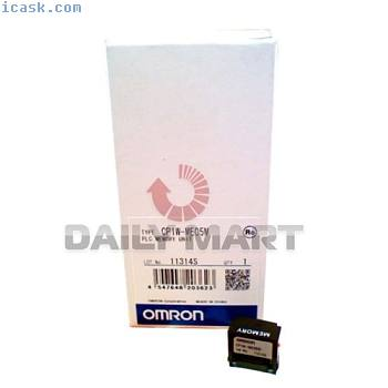 OMRON CP1W-ME05M MEMORY CARD CASETTE PLC EXPANSION MODULE NW IN BOX