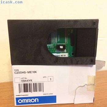NIB Omron C200HS-ME16K Memory Board
