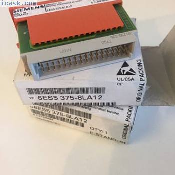Siemens Speichermodul Eprom Memory 8K*8BIT 6ES5 375-8LA12 6ES5375-8LA12 NEW OVP