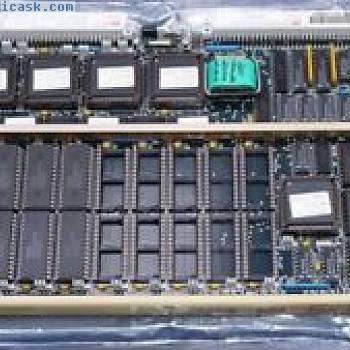 ABB MEM-3*192/E3E100 , MEM86-3X192K MEMORY BOARD  58032590 , 58031844
