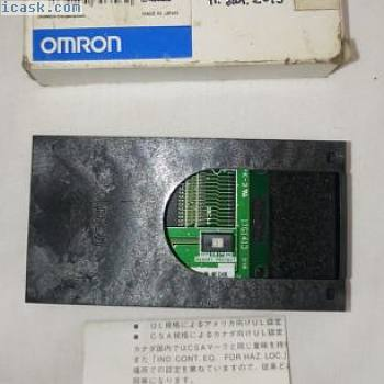 Omron C200HW-ME04K MEMORY CASSETTE 4K WORD EEPROM Option Card C Series