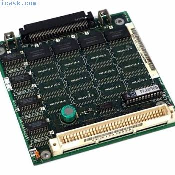 USED MITSUBISHI QX423 PC MEMORY BOARD
