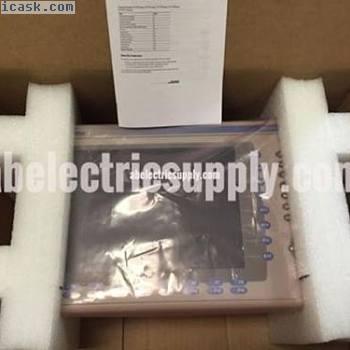 Allen Bradley Panelview Plus 1000 2711P-K10C4D1 Logic Module 2711P-RP1X