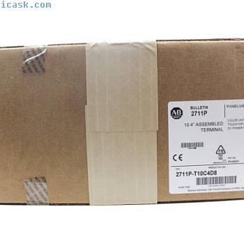 New Factory Sealed Allen Bradley 2711P-T10C4D8 PANELVIEW PLUS 6 CATALOG