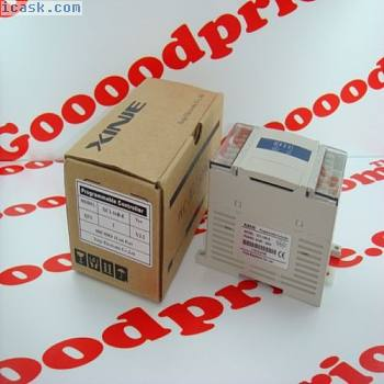 NIB Economical Type PLC XC1-16R-E 8 DI/8 DO RS232/485 Password Protection AC220V
