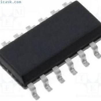 1 pcs Driver; PWM controller; contrôleur LED; SOP14; Série fabr: WS28XX