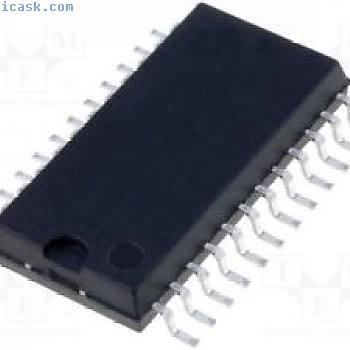 1 st Driver; LED Controller; 5÷60mA; Kanäle:16; 4,5÷5,5V; SOP24