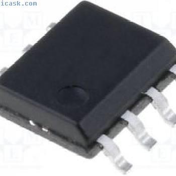 3 pcs Driver; PWM controller; contrôleur LED; Canaux:3; SO8