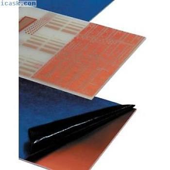Mega Microtrak Positive Photoresist FR4 Double Sided 300450mm Board