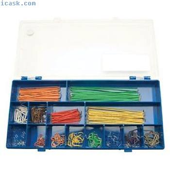 K & H KS-350 Jumper Wire Kit - Box Of 350