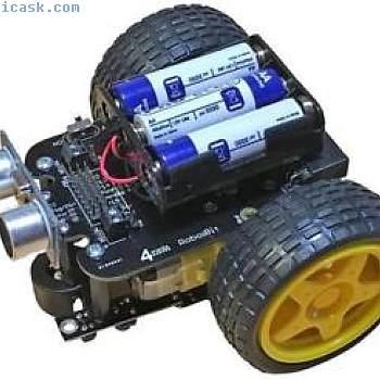 4tronix - RBITBUG - Robo:bit Buggy For Micro:bit