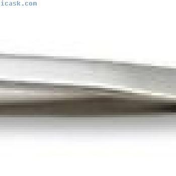 pincettes type 7, titane, 115mm, pièce #7.ta